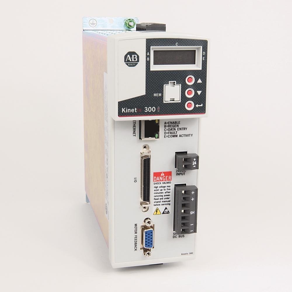 Allen-Bradley 2097 Kinetix 300 EtherNet/IP Indexing Servo Drive
