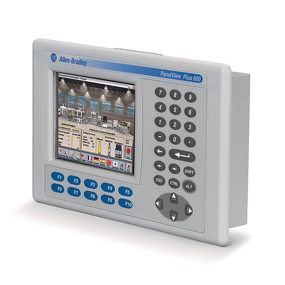 Allen-Bradley PanelView Plus 6 Compact Graphic Terminals