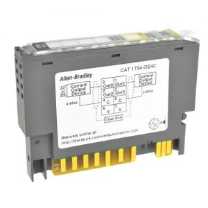 1734-OE4C Allen Bradley Analog Current Output Module