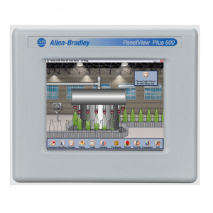 2711 PanelView Plus 6 600 Graphic TerminalsAllen Bradley