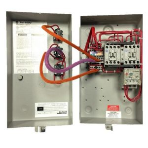 Bulletin 105 - IEC Reversing Starter Allen Bradley