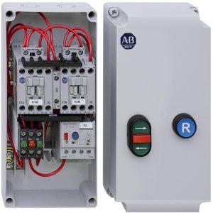 105C IEC Enclosed Reversing Non-Combination Starter Allen Bradley