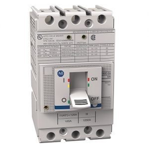 140G - Molded Case Circuit Breaker Allen Bardley