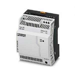 2868619   Phoenix Contact   Power supply - STEP-PS/ 1AC/15DC/4