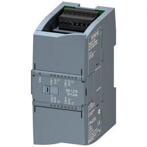 6ES7278-4BD32-0XB0 | Siemens | SIMATIC S7-1200, SM 1278 4xIO-Link master signal module