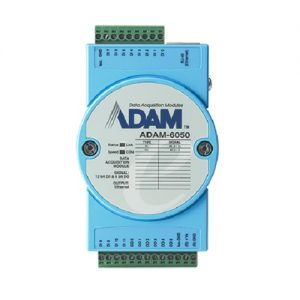 ADAM-6050 | Advantech | Remote I/O & Wireless Sensing Module