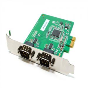 CP-102E   MOXA   2-port RS-232 PCI Express Board