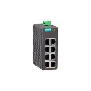 EDS-208   MOXA   8-port entry-level unmanaged Ethernet switche