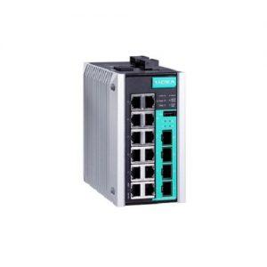 EDS-G516E-4GSFP   MOXA   16-port full Gigabit managed Ethernet switch