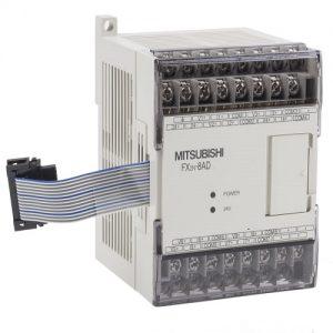 FX2N8AD | Mitsubishi | PLC 8 Channel Analog Input Module