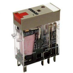 G2R-2-SN-AC230   OMRON   Relay, plug-in, DPDT