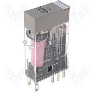 G2R-2-SN 230VAC   OMRON   Relay, plug-in 230 VAC
