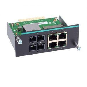 IM-6700A-2SSC4TX   MOXA   Fast Ethernet Module