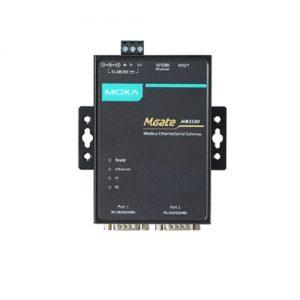 MB3280   MOXA   2 Port RS-232/422/485 Modbus TCP to Serial Communication Gateway MB3280   MOXA   2 Port RS-232/422/485 Modbus TCP to Serial Communication Gateway
