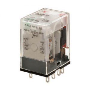 MY2N-GS-AC110   OMRON   Relay, Mechanical & LED Indicators